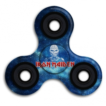 Iron Maiden fidget spinner