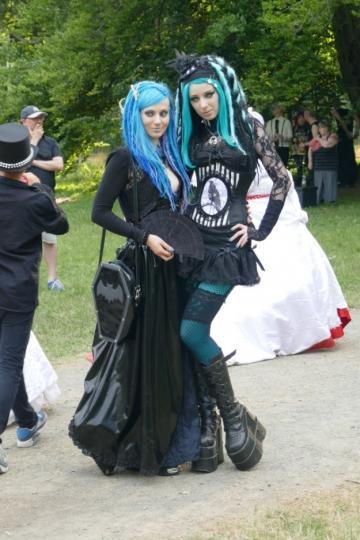 26. Wave-Gothic-Treffen u Leipzigu (Foto: Tomislav Ljubojević)