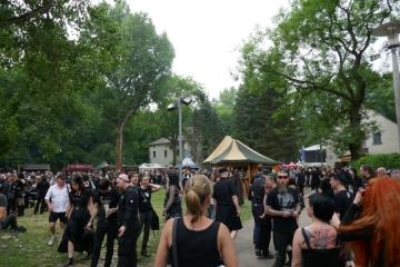 Pagan Village na 26. Wave-Gothic-Treffen u Leipzigu (Foto: Tomislav Ljubojević)