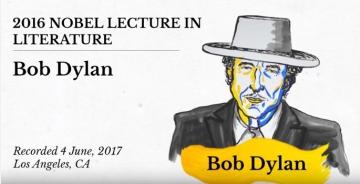 Bob Dylan, dobitnik Nobelove nagrade za književnost