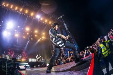 Greem Day na Nova Rock 2017. festivalu (Foto: Roberto Pavić)