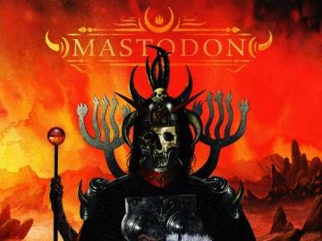 Mastodon 'Emperor Of Sand'