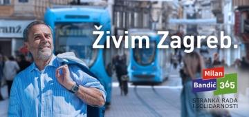 Kampanja 'Živim Zagreb'