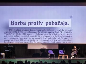 Montažstroj - Ljubav i ekonomija u Kinu Tuškanac (Foto: Damir Žižić)