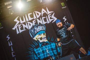 Suicidal Tendencies na Nova Rock 2017. festivalu (Foto: Roberto Pavić)