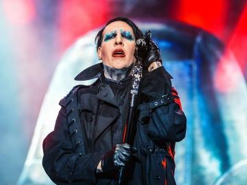 Marilyn Manson na Metaldays 2017 u Tolminu (Foto: Roberto Pavić)