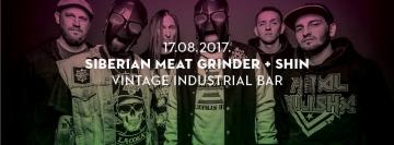Siberian Meat Grinder u Vintage Industrial Baru