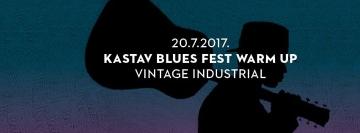 Kastav Blues Fest warm up u Vintage Industrial Baru
