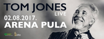 Tom Jones u Areni Pula