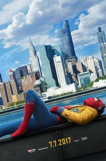 """""""Spiderman: Povratak kući"""""""