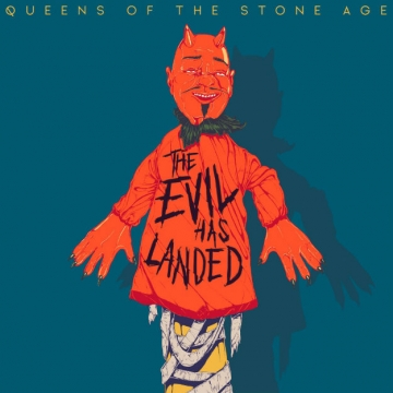 Queens Of The Stone Age 'The Evil Has Landed'