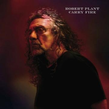 """Robert Plant """"Carry Fire"""""""