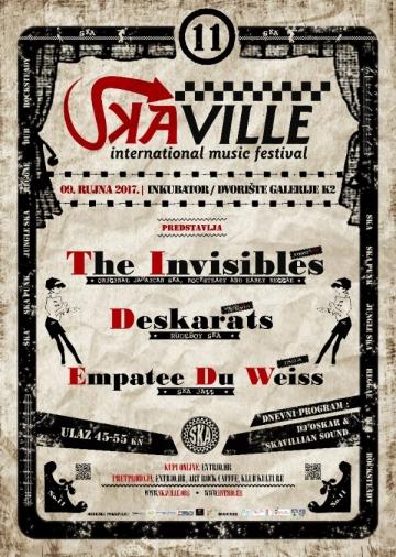 11. Skaville Festival
