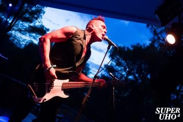 The Membranes na 4. SuperUho festivalu (Foto: Tomislav Sporiš)