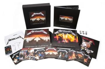 Metallica 'Master of Puppets' Digital Deluxe Box Set izdanje