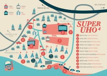 SuperuUho 2017 - Mapa lokacije