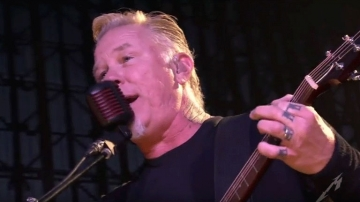 Metallica u Edmontonu (Izvor: Metallica TV/Youtube)