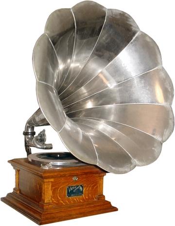 Gramofon (Foto: Wikipedia)