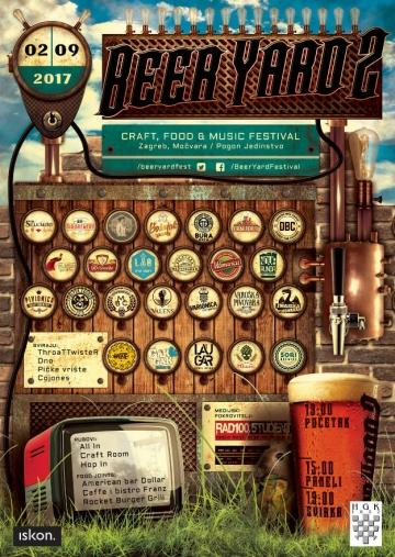 2. BeerYard festival
