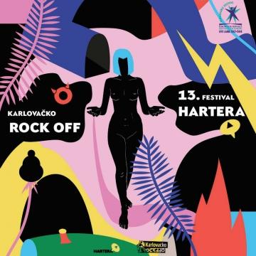 Hartera i Karlovačko RockOff u Rijeci