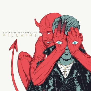 "Queens of the Stone Age ""Villains"""