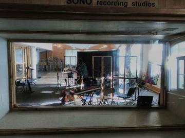 The Strange u studiju