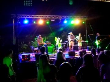 Svemirko na Velvet festivalu na otoku Krku (Foto: Tomislav Skoko)