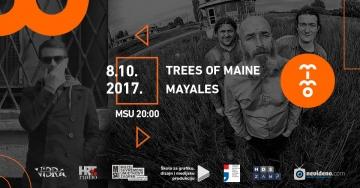 Mayales i Trees Of Maine na MIMO-u