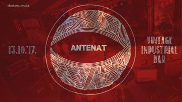 Antenat u Vintage Industrial Baru