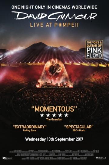 'David Gilmour Live At Pompeii'