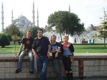 Analena u Istanbulu