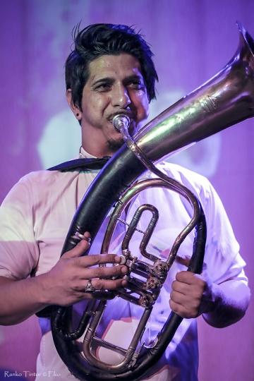 Kočani orkestar u Boogaloou