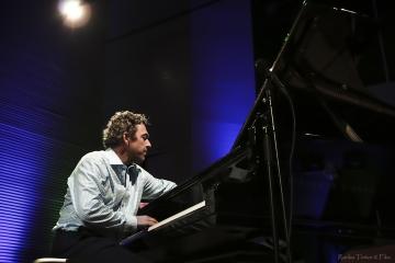 Joey Calderazzo u Muzičkoj akademiji (Foto: Ranko Tintor Fiko)