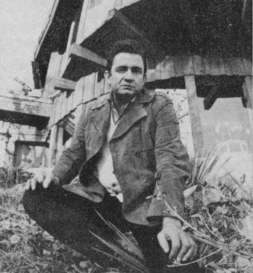 Johnny Cash snimljen 1969. (Foto: Wikipedia)