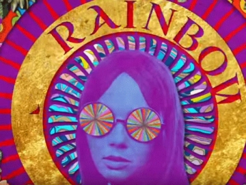 The Rolling Stones 'She's a Rainbow'