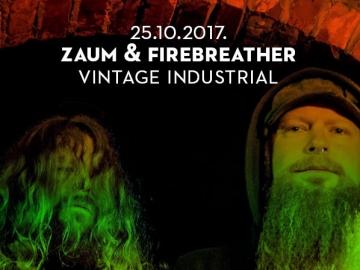 Kanadski Zaum i švedski Firebreather u Vintage Industrial Baru