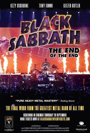 'Black Sabbath The End Of The End'