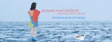 Bojana Vunturišević u Saxu