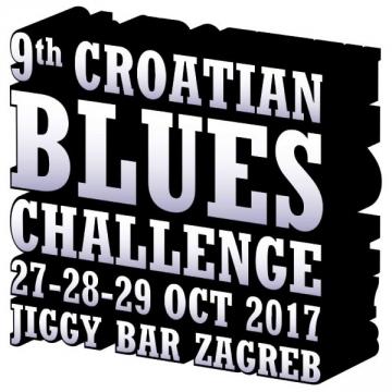Prijave za 9th Croatian Blues Challenge