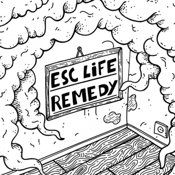 ESC Life i Remedy - split vinil