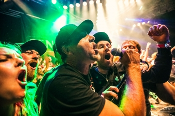 Pennywise na Punk Rock Holidayu 2017 u Tolminu (Foto: Roberto Pavić)