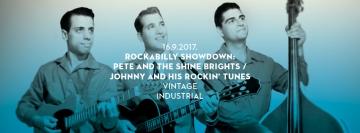 Rockabilly Showdown -  Nova sezona u Vintage Industrial Baru