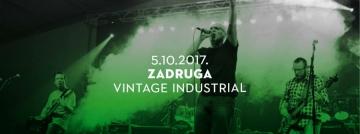 Zadruga u Vintage Industrial Baru