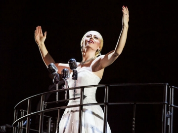 'Evita' (Foto: Pamela Raith)