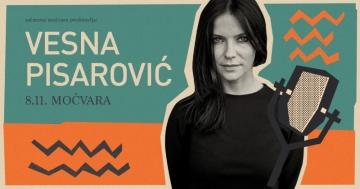 Vesna Pisarović u Močvari