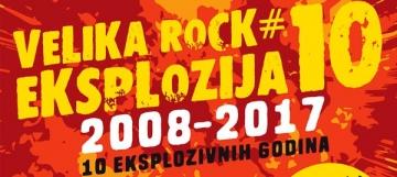 Velika rock eksplozija #10