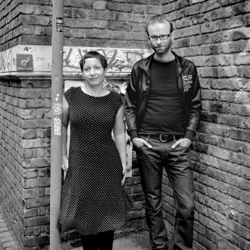 Katarina Juvančič i Dejan Lapanja (Foto: Mike Crawford)