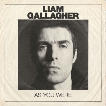 Liam Gallagher 'As You Were'