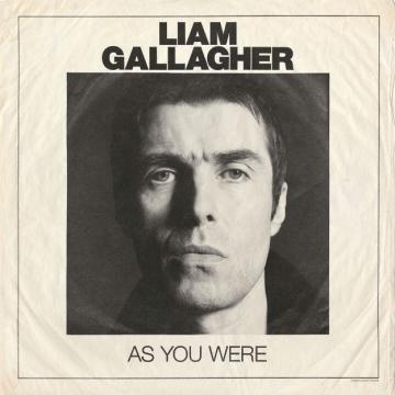 Liam Gallagher 'As You Were'