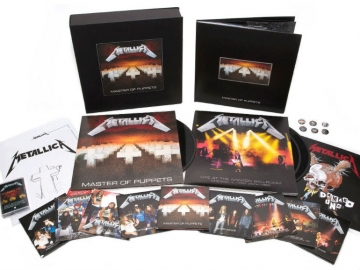 Metallica 'Master of Puppets' Digital Deluxe Box Set izdanje